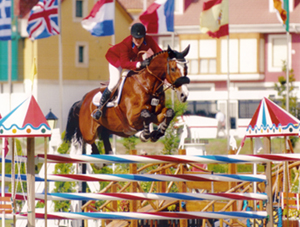 Grand Prix show jumper trainer in southern California