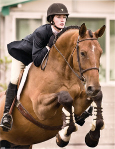 Horse Training for Junior Equitation Riders in San Diego California by Arlyn DeCicco